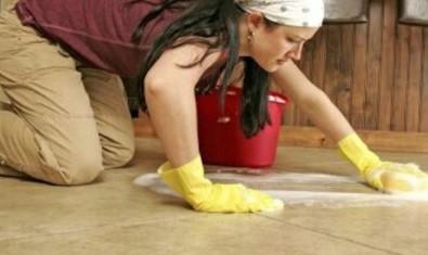como limpiar suelo hidraulico - ¿Cómo limpiar baldosas hidráulicas?
